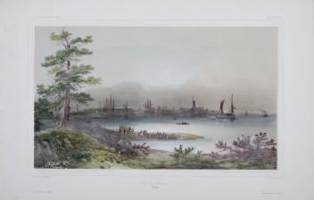 Vue De Sveaborg