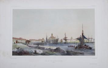 Vue Du Port De Helsingfors