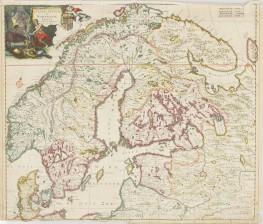 Suecia, Dania et Norvegia