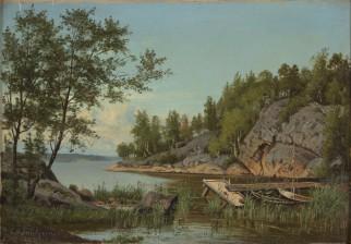 Carl August Fahlgren (1819-1905)