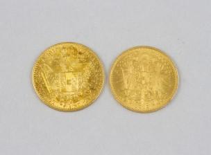 Kultarahoja, 2kpl