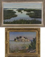 M. Halkilahti ja Rautiainen