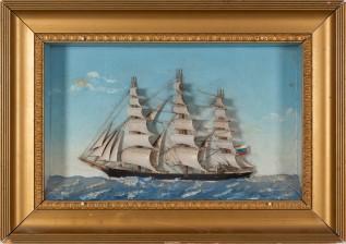 Laivan puolimalli