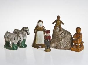 Figuriineja, 6 kpl