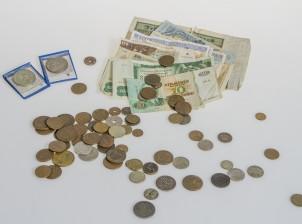 Erä rahoja