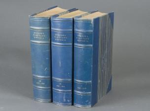 Kirjoja, 3 osaa
