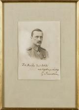 Valokuva, C.G. Mannerheim