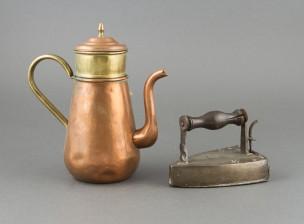 Teekannu ja silitysrauta
