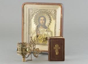 Ikoni, lampukka ja Uusi Testamentti (Venäjä)