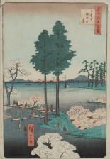 Japanilainen puupiirros
