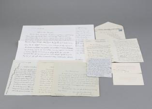 Mannerheimin kirjeitä ministeri A.H. Saastamoiselle 1925-1932