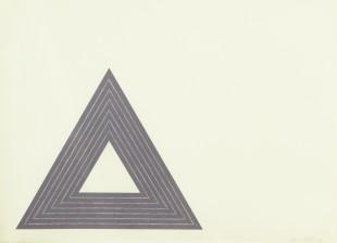 Frank Stella (1936-) (US)*