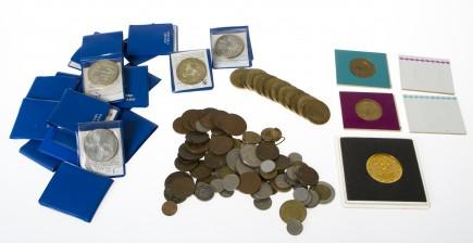 Juhlarahoja ja rahoja