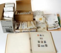 Erä postimerkkejä