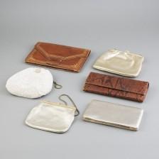 Käsilaukkuja, 6 kpl