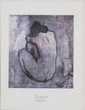Kehykset ja Picasso juliste