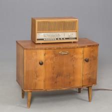Radio ja levysoitin