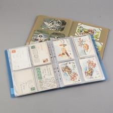 Erä postikortteja