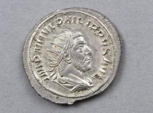 Roomalainen kolikko