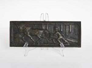 Emil Cedercreutz, reliefi*