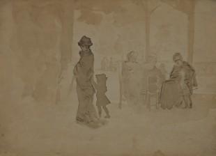 Edelfelt, Albert (1854-1905)