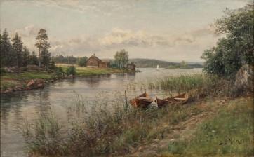 Berndt Lindholm (1841-1914)