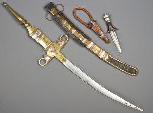 Miekka ja puukko