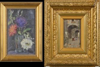Johan Dielhardt ja maalaus