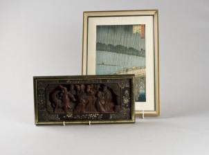 Painokuva ja reliefi