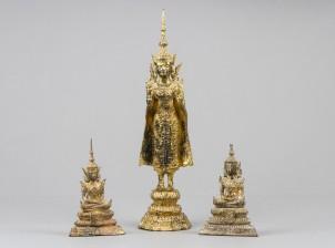 Buddhia, 3 kpl