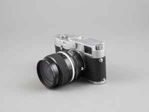 Leica, M1 ja Nikkor 35mm 1:2