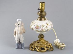Lamppu ja figuriini
