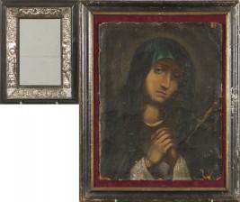 Maalaus ja peili