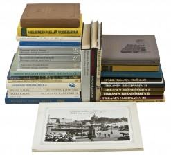 Kirjoja n. 30 kpl
