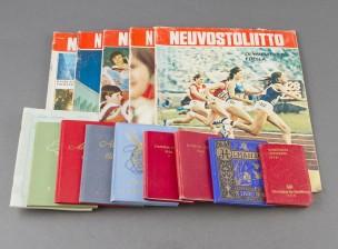 Lehtiä ja kalentereita