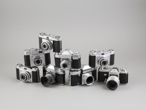 Kameroita, 8 kpl