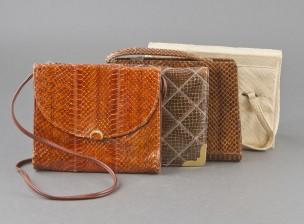 Käsilaukkuja, 4 kpl