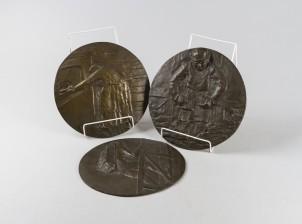 Reliefejä, 3 kpl