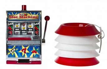 7 Bar Slot Machine ja kattovalaisin