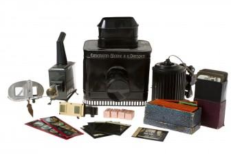 Kuvankatselu laitteita, 5 kpl ja kuvia