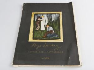 Hugo Simberg -kansio (20 kpl)