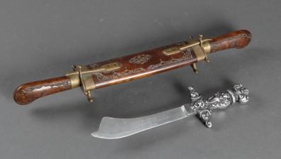 Otinpari ja veitsi