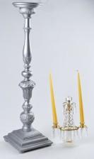Kynttelikkö ja kynttilänjalka