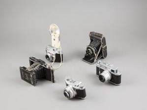 Kameroita, 5 kpl