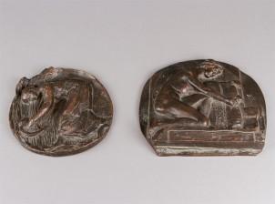 Reliefejä, 2 kpl