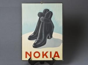 Mainos, Nokia