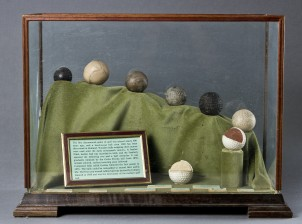Golf-pallon historia