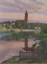 Oskar Sakselin*