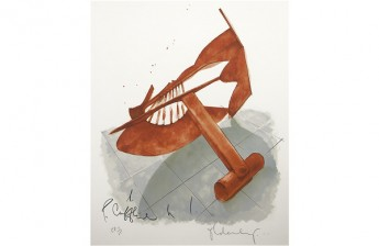 Oldenburg, Claes (1929-), (SE/US)