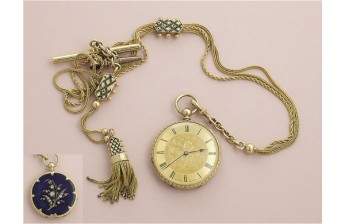 Naisten kello ja kellonvitjat